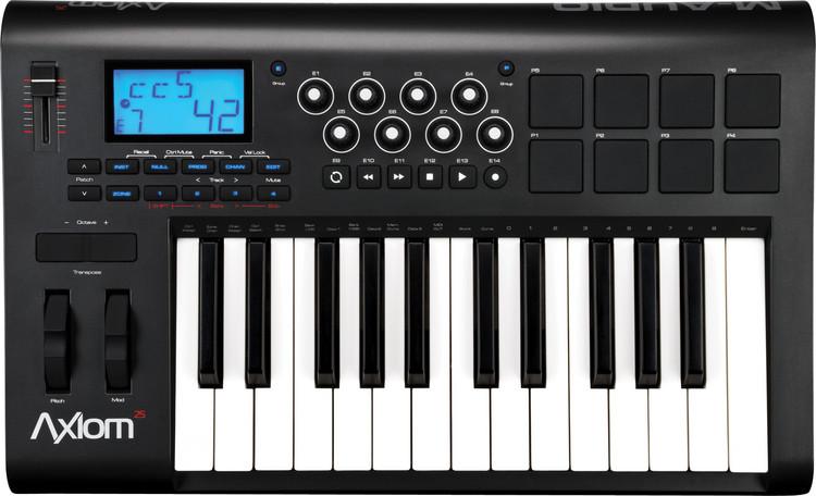M-Audio Axiom 25 image 1