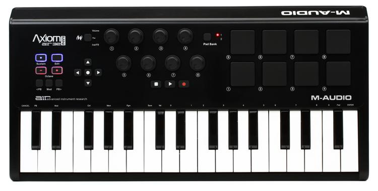 M-Audio Axiom AIR Mini 32 Keyboard Controller image 1