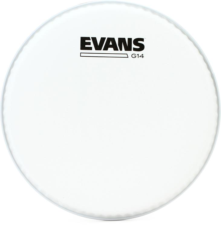 Evans G14 Coated Drum Head - 8