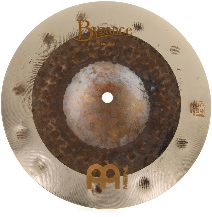 Meinl Cymbals Byzance Extra Dry Dual Splash - 10