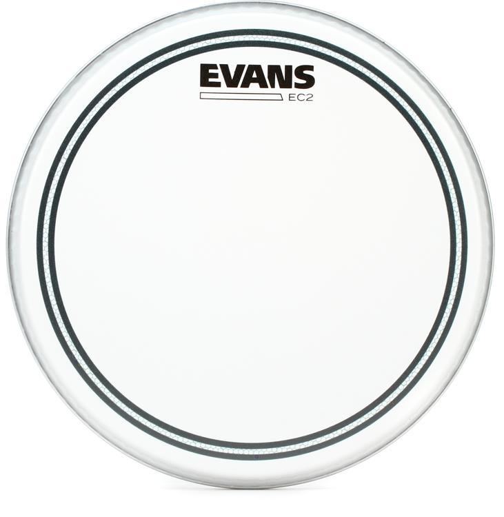 Evans EC2 Drum Head - 10