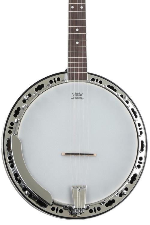 Washburn B11 5 String Banjo - Mahogany image 1