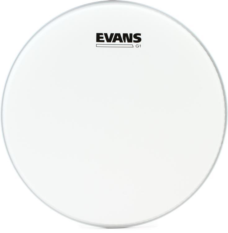 Evans G1 Coated Drum Head - 12