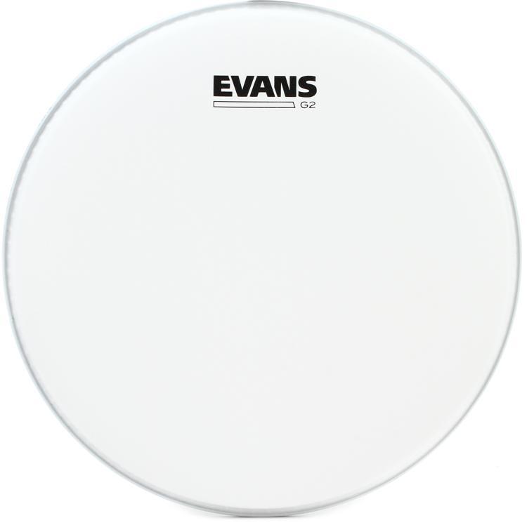 Evans G2 Coated Drum Head - 12