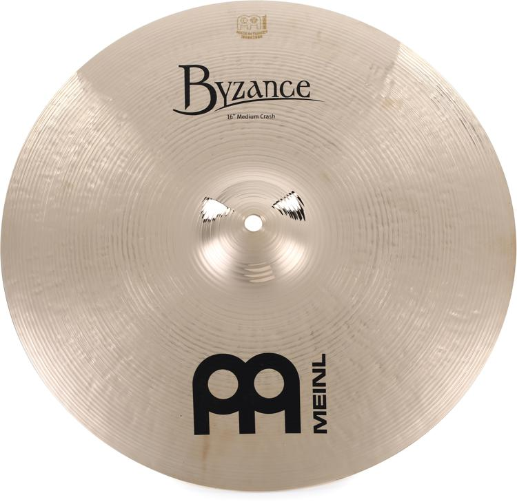 Meinl Cymbals Byzance Brilliant Crash - 16