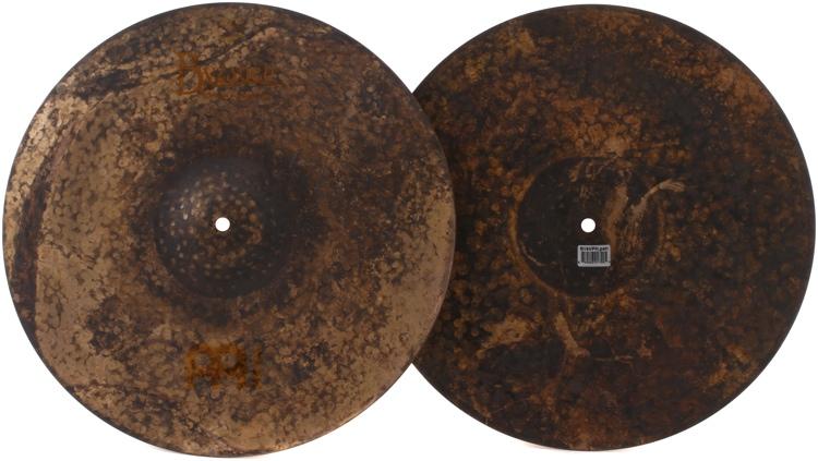 Meinl Cymbals Byzance Vintage Pure Hi-hats - 16