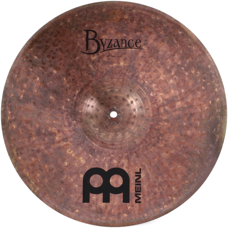 Meinl Cymbals Byzance Dark Crash - 18