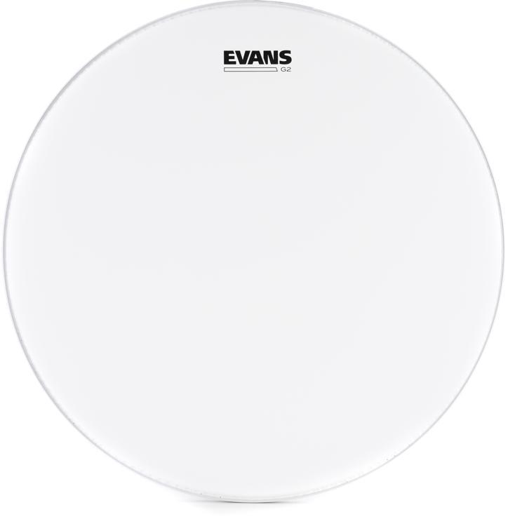 Evans G2 Coated Drum Head - 18
