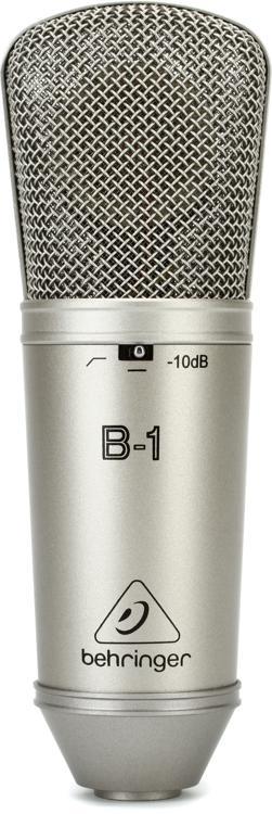 Behringer B-1 Large-Diaphragm Condenser Microphone image 1