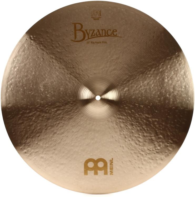 Meinl Cymbals Byzance Jazz Big Apple Ride - 22