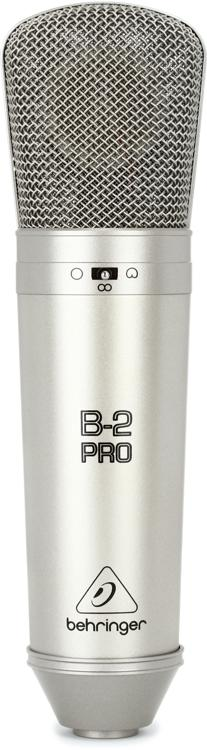 Behringer B-2 Pro Dual-Diaphragm Condenser Microphone image 1