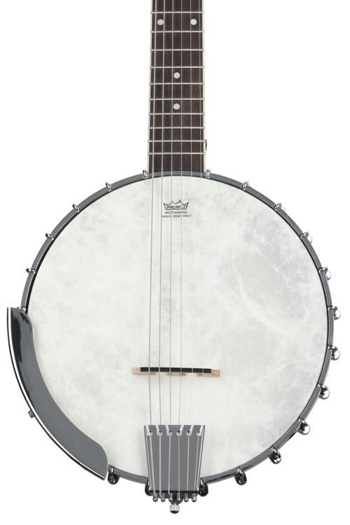 Washburn B6 6-string Open Back Banjo image 1