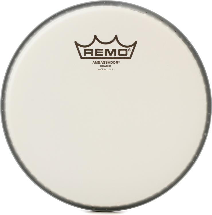 Remo Coated Ambassador Drum head - 8