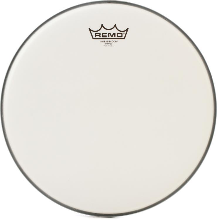 Remo Coated Ambassador Drum Head - 13