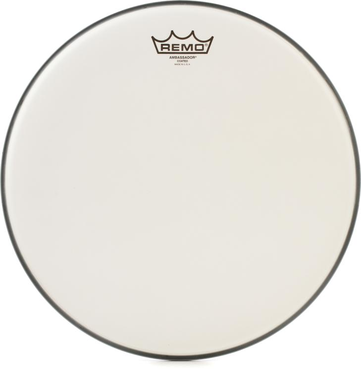 Remo Coated Ambassador Drum Head - 14