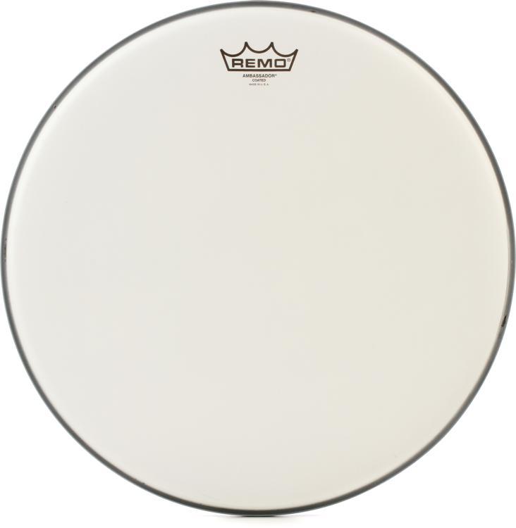 Remo Coated Ambassador Drum Head - 16