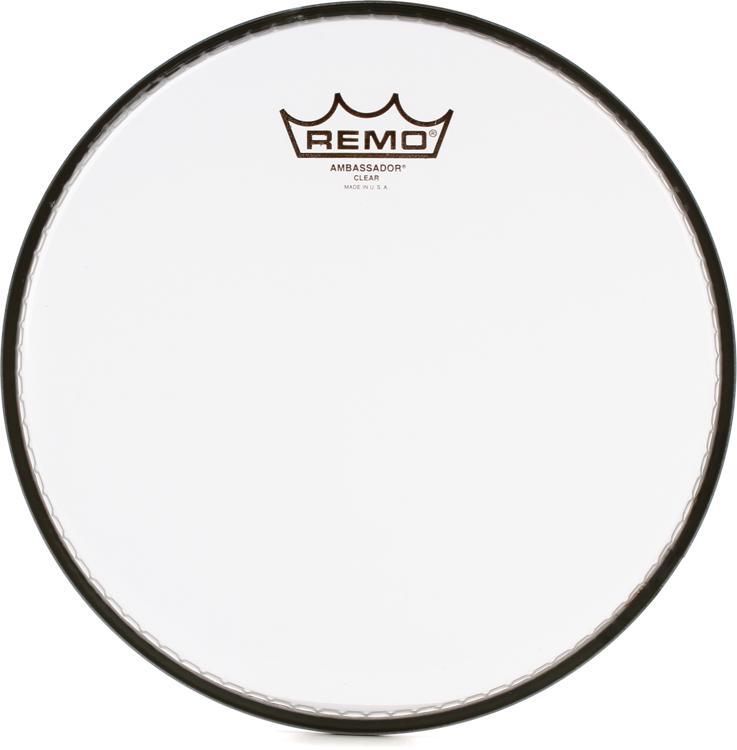Remo Clear Ambassador Drum head - 10