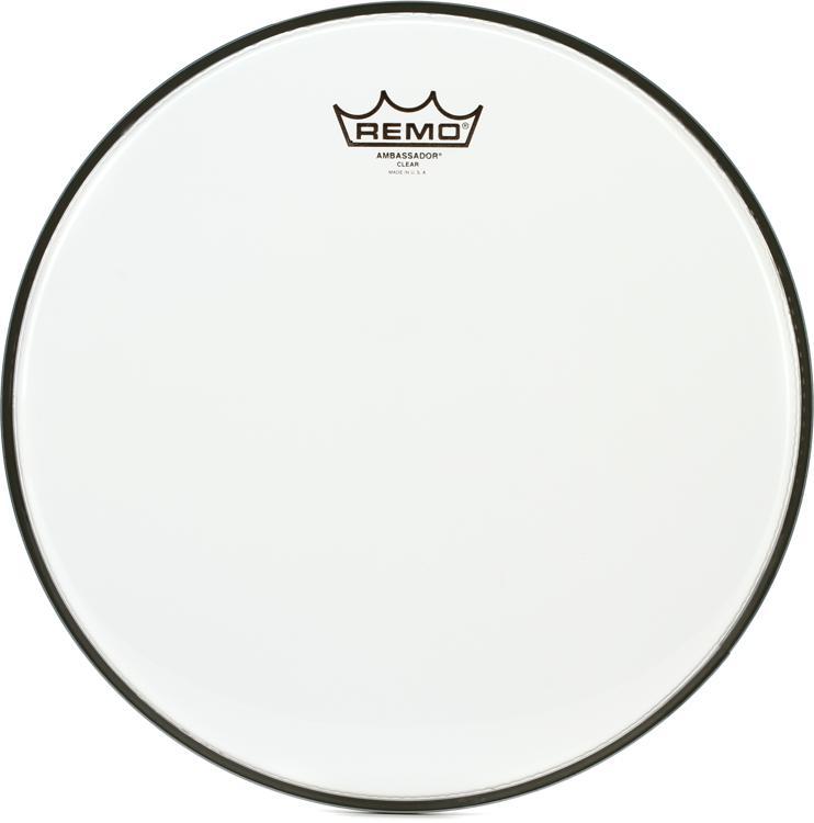 Remo Clear Ambassador Drum Head - 13