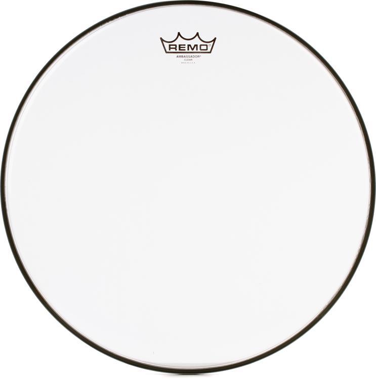 Remo Clear Ambassador Drum Head - 16