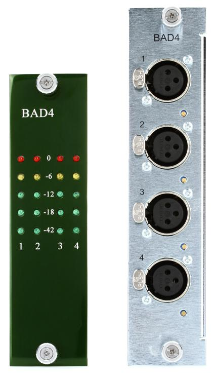 Burl Audio BAD4 image 1