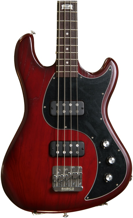 Gibson EB Bass - 2014, Brilliant Red Vintage Gloss image 1