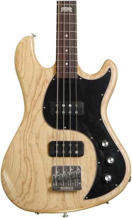 Gibson EB Bass - 2014, Natural vintage gloss image 1