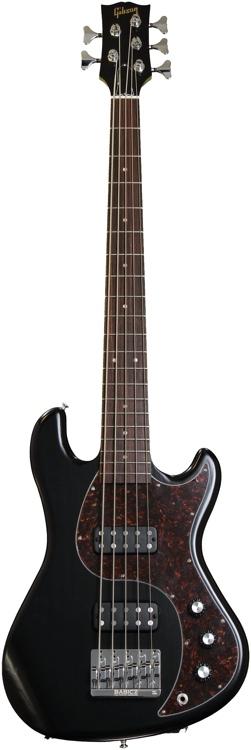 Gibson EB Bass - Ebony Vintage Gloss image 1