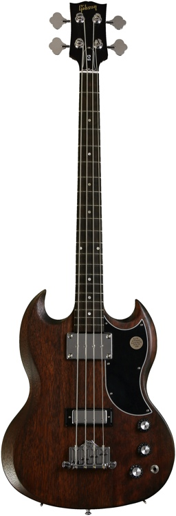 Gibson SG Bass Faded - Worn Brown   image 1