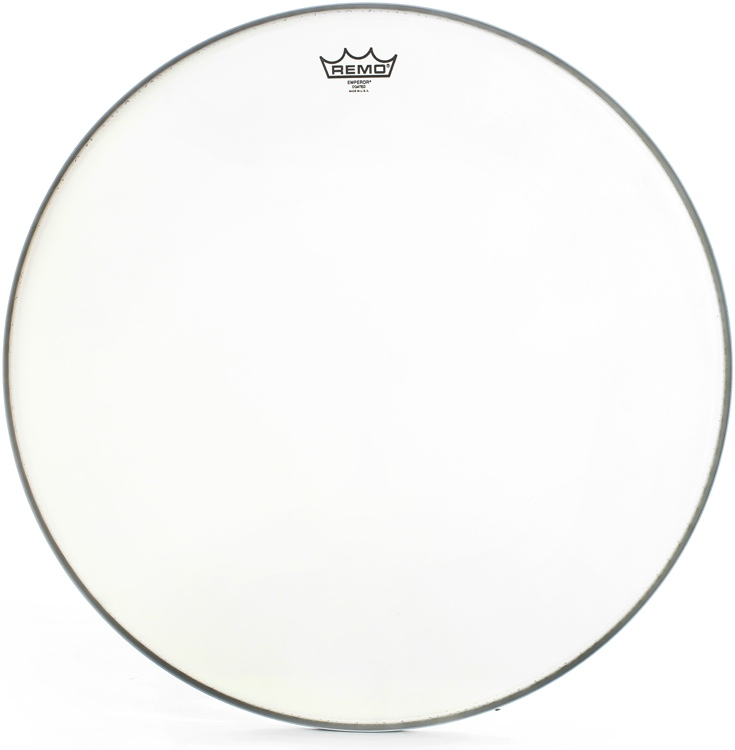 Remo Coated Emperor Bass Drum Head - 23