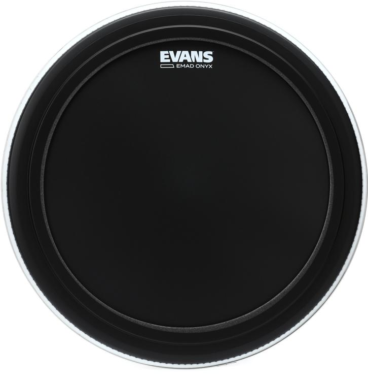 Evans Onyx Series Bass Drum Head - 20