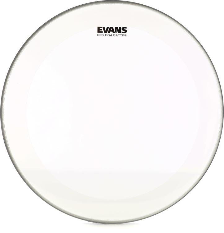 Evans EQ4 Clear - 22