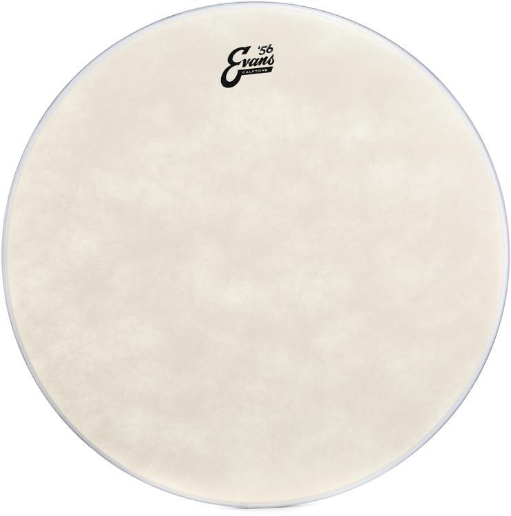 Evans Calftone Bass Drumhead - 24