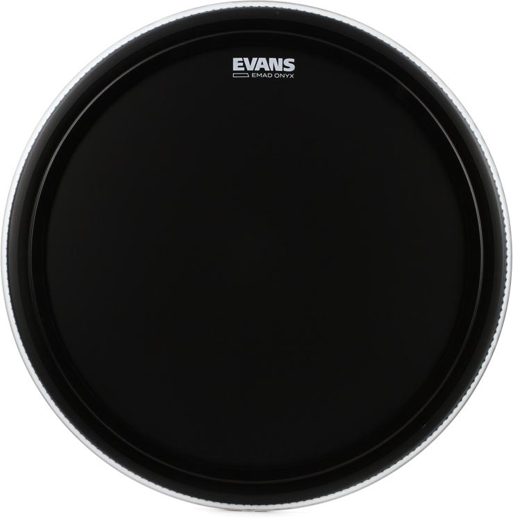 Evans Onyx Series Bass Drum Head - 24