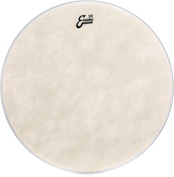 Evans Calftone Bass Drumhead - 26