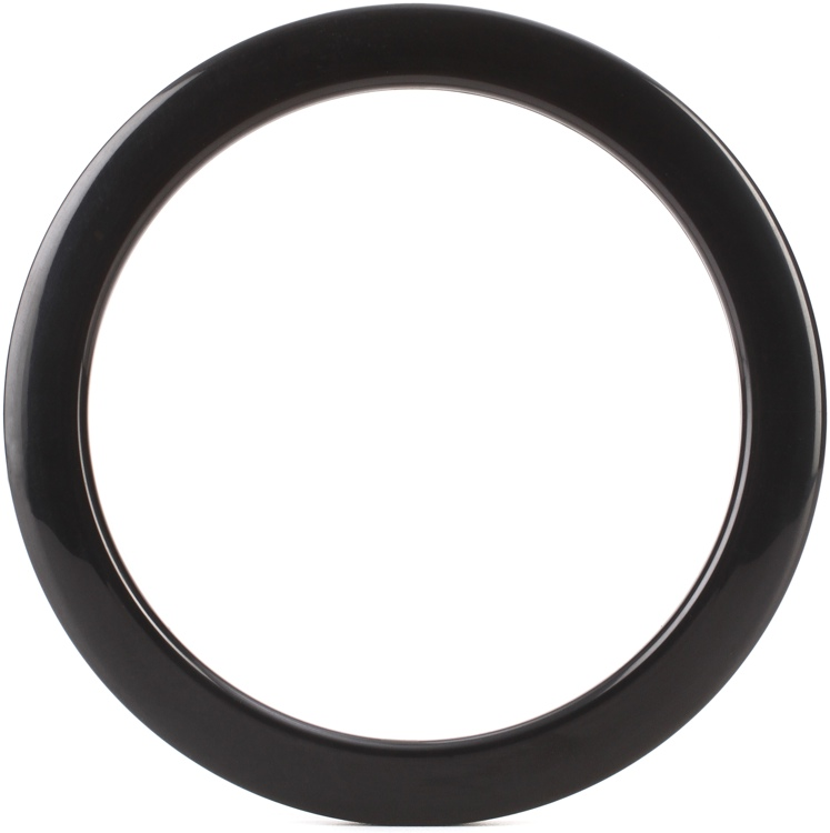 bass drum o 39 s port hole ring 4 black sweetwater. Black Bedroom Furniture Sets. Home Design Ideas