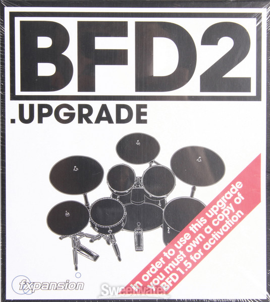 FXpansion BFD 1.5 to 2.0 Upgrade Pack image 1