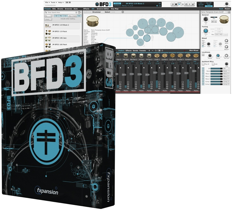 FXpansion BFD3 Upgrade from BFD Eco (download) image 1