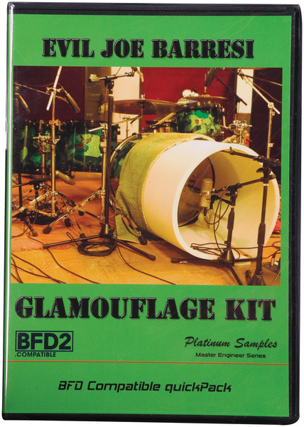 Platinum Samples Evil Joe Barresi Glamouflage Kit QuickPack image 1
