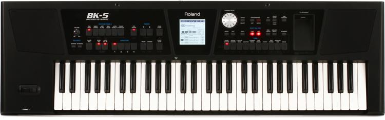 Roland BK-5 61-key Arranger Workstation image 1