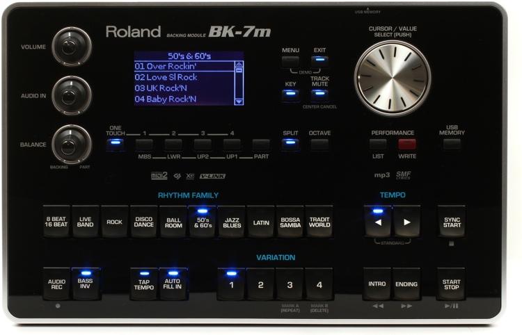 Roland BK-7m Arranger Module image 1