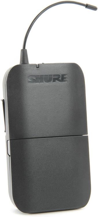 Shure BLX1 Bodypack Transmitter - H8 Band image 1