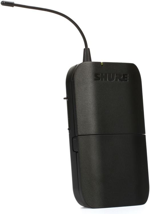 Shure BLX1 Bodypack Transmitter - J10 Band image 1