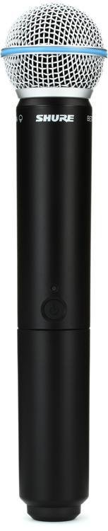 Shure BLX2/B58 Handheld Wireless Transmitter - Band J10 image 1