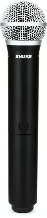 Shure BLX2/PG58 Handheld Wireless Transmitter - J10 Band image 1