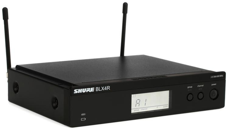 Shure BLX4R Rackmount Receiver - J10 Band image 1