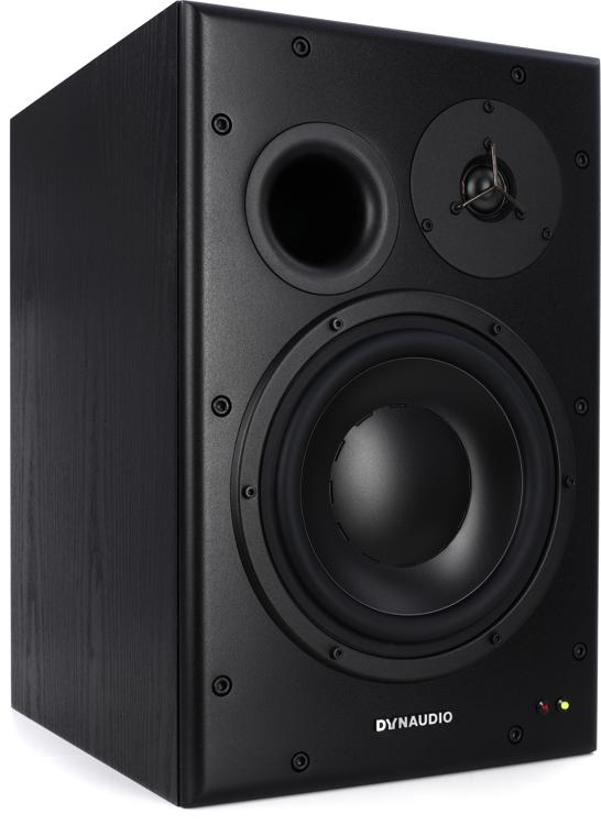 dynaudio bm15a 10 powered studio monitor right side sweetwater. Black Bedroom Furniture Sets. Home Design Ideas