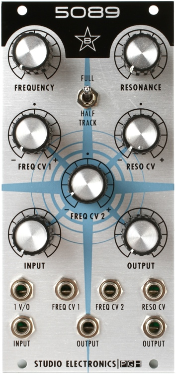 Studio Electronics Boomstar Modular 5089 Eurorack Filter image 1