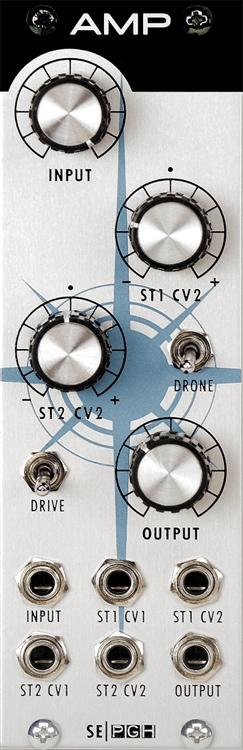 Studio Electronics Boomstar Modular AMP Eurorack Amplifier image 1