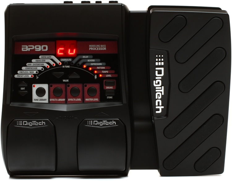 DigiTech BP90 Bass Multi-FX Processor image 1