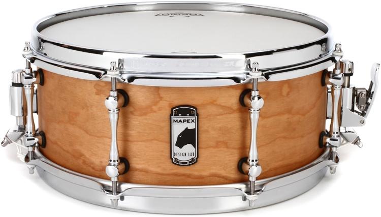 Mapex Black Panther Design Lab Snare Drum - Cherry Bomb - 13
